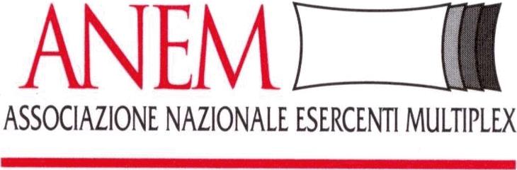 ANEM - Associazione Nazionale Esercenti Multisala